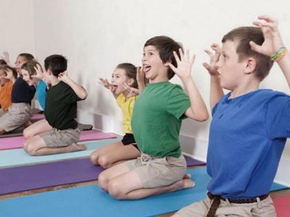 Can Children Do Yoga?