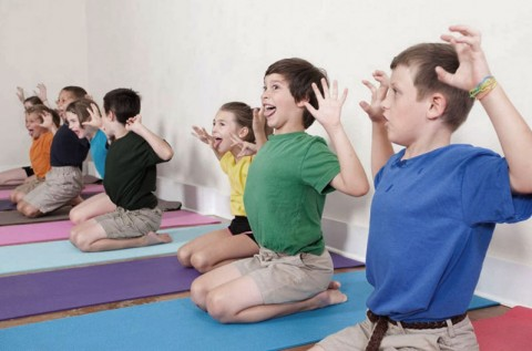 Can Children Do Yoga