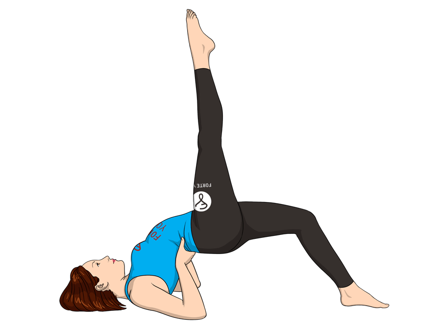single person yoga poses