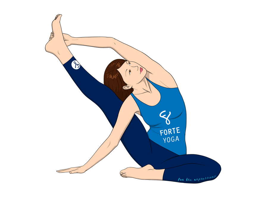 U ard Revolved Knee To The Head Yoga Pose also Lunge Arms Raised besides Chakra Chart Web X Border additionally Yoga additionally Extended Hand To Big Toe Pose. on intro yoga poses
