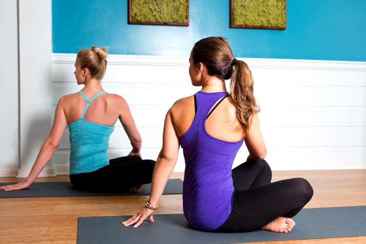 Yoga for Healthy Skin